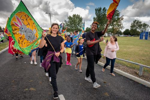 Parade Walk - 11