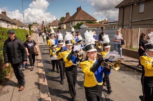 Parade Walk - 16