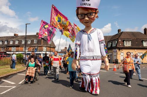 Parade Walk - 26