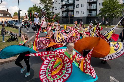 Parade Walk - 27