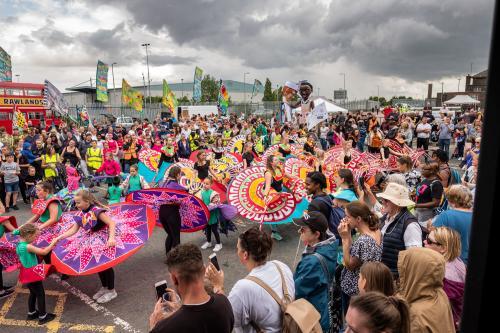 Parade Performance - 04