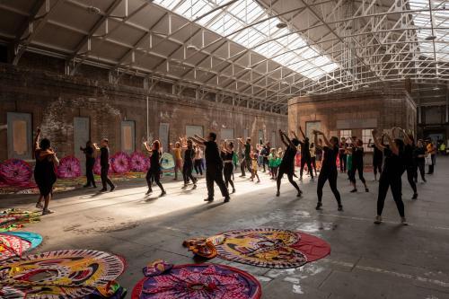 Dance Workshop - 02
